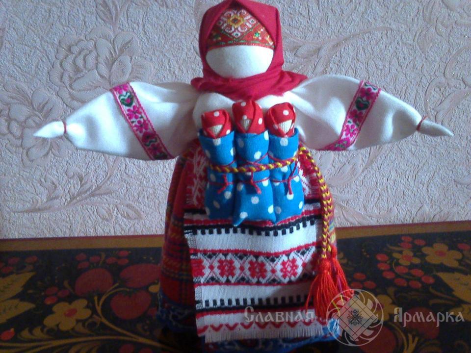 Мастер класс куклы обереги своими руками